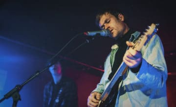 LMW'17 Gengahr // Loved Ones // Her's [Gig Roundup]