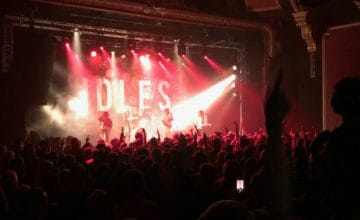 IDLES at Komedia [Live Review]