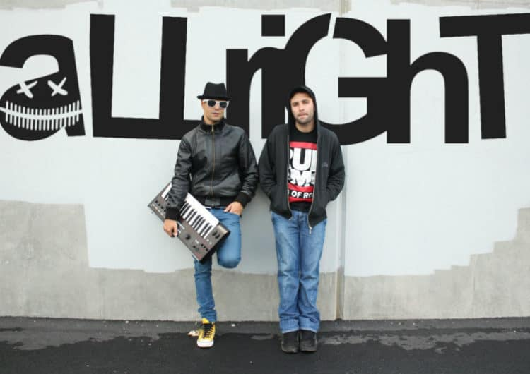 aLLriGhT – Music for Riots [Review]
