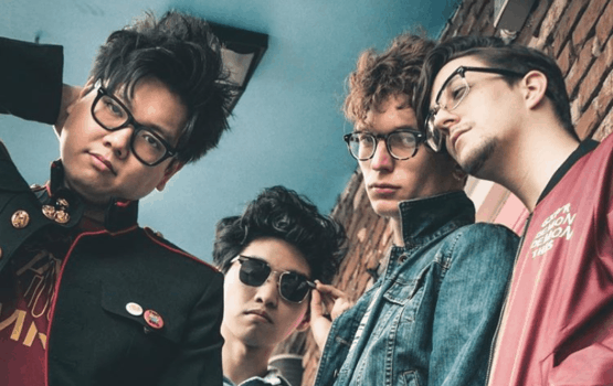 Youth Antics – With You Tonight [Review]